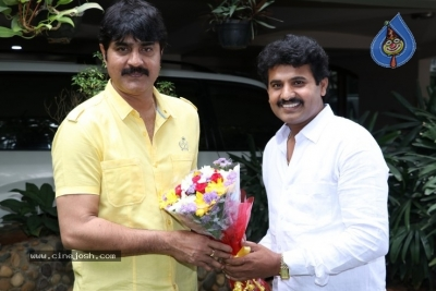 Devarakondalo Vijay Prema Katha Poster Launch Photos - 6 of 10