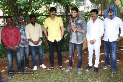 Devarakondalo Vijay Prema Katha Poster Launch Photos - 9 of 10