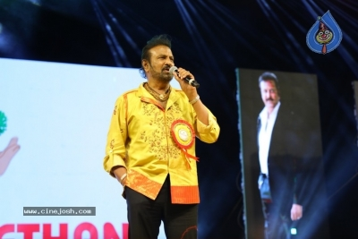 Dr..M Mohan Babu Birthday And Sree Vidyanikethan 27th Annual Day Celebrations - 3 of 17