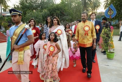 Dr..M Mohan Babu Birthday And Sree Vidyanikethan 27th Annual Day Celebrations - 10 of 17