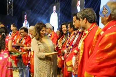 Dr..M Mohan Babu Birthday And Sree Vidyanikethan 27th Annual Day Celebrations - 14 of 17