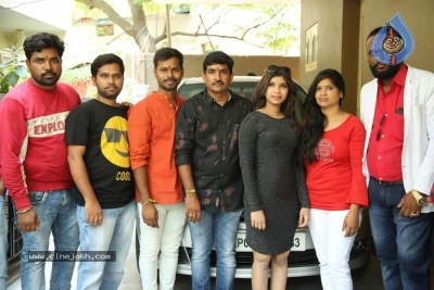 Ever Green Creations Production No 3 Movie launch - 3 of 7