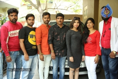 Ever Green Creations Production No 3 Movie launch - 6 of 7