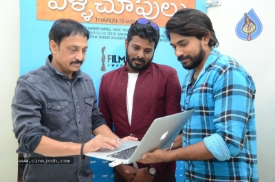 Gangleader Movie Motion Poster Launch - 4 of 11