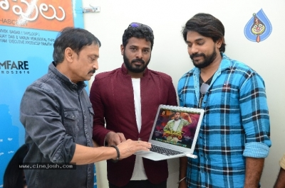 Gangleader Movie Motion Poster Launch - 8 of 11