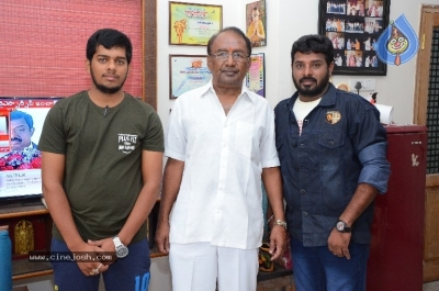 Gangleader Movie Motion Poster Launch - 11 of 11