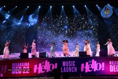 Hello Movie Audio Launch - 11 of 28