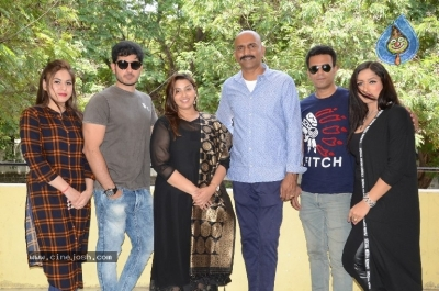 Hyderabad Nawabs 2 Movie Press Meet - 5 of 17
