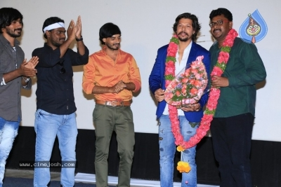Ishq Is Risk Movie Audio Launch Photos - 10 of 33