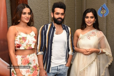 Ismart Shankar Movie Press Meet  - 3 of 21