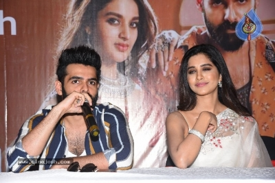 Ismart Shankar Movie Press Meet  - 13 of 21