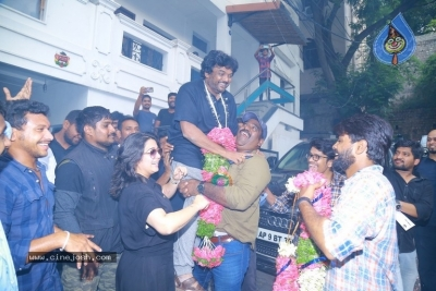 Ismart Shankar Movie Success Celebrations - 3 of 21