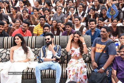 ISmart Shankar Movie Team At Guntur  - 2 of 21