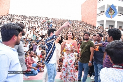 ISmart Shankar Movie Team At Guntur  - 7 of 21