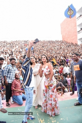 ISmart Shankar Movie Team At Guntur  - 10 of 21