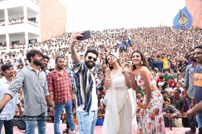 ISmart Shankar Movie Team At Guntur  - 11 of 21