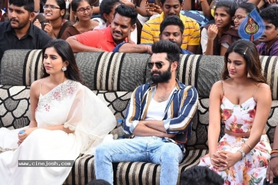 ISmart Shankar Movie Team At Guntur  - 12 of 21