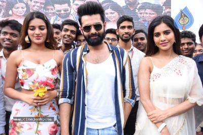 ISmart Shankar Movie Team At Guntur  - 17 of 21