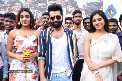 ISmart Shankar Movie Team At Guntur  - 18 of 21