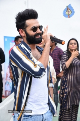 ISmart Shankar Movie Team At Guntur  - 20 of 21