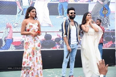 ISmart Shankar Movie Team At Guntur  - 21 of 21