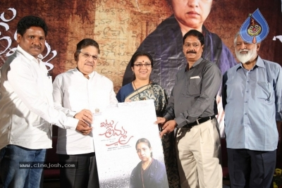 Itlu Amma First Look Launch - 11 of 21