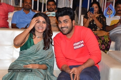 Jaanu Grand Release Event - 3 of 35