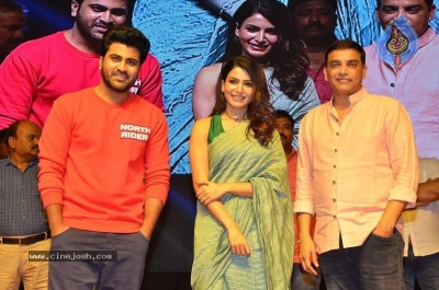 Jaanu Grand Release Event - 9 of 35