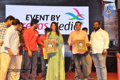 Jaanu Grand Release Event - 13 of 35