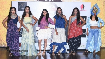 KS 100 Movie Team WALK FOR CAUSE Designer Fashion Week - 1 of 16