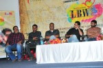 LBW Movie Logo Launch Photos - 24 of 29