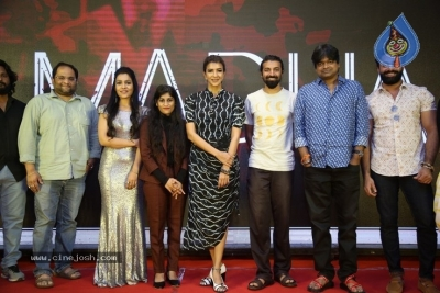 Madha Movie Pre Release Event Photos - 20 of 42