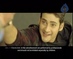 Mahesh's 'Thums Up' dangerous action stunts in Malaysia. - 3 of 39
