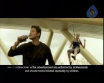 Mahesh's 'Thums Up' dangerous action stunts in Malaysia. - 10 of 39