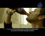 Mahesh's 'Thums Up' dangerous action stunts in Malaysia. - 15 of 39