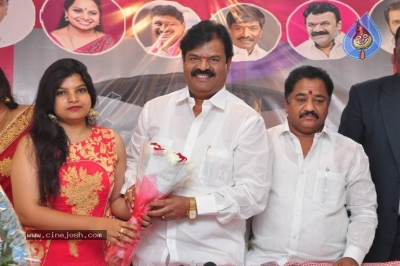 Mahila Kabaddi Movie Poster Launch - 8 of 21