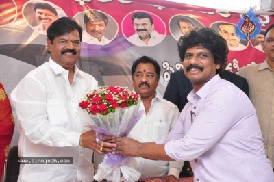 Mahila Kabaddi Movie Poster Launch - 15 of 21