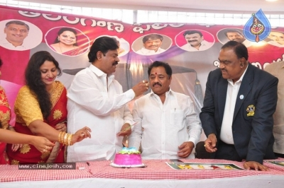Mahila Kabaddi Movie Poster Launch - 16 of 21