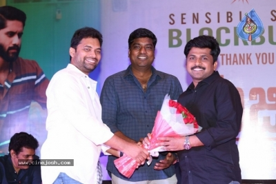 Majili Movie Success Meet 01 - 14 of 42