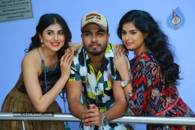 Malli Malli Chusa Trailer Launch - 7 of 35