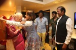 Manchu Mohan Babu Family with Modi - 2 of 23