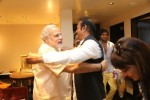 Manchu Mohan Babu Family with Modi - 3 of 23