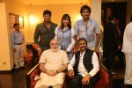 Manchu Mohan Babu Family with Modi - 5 of 23