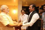 Manchu Mohan Babu Family with Modi - 7 of 23