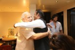 Manchu Mohan Babu Family with Modi - 12 of 23