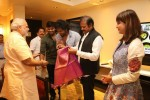 Manchu Mohan Babu Family with Modi - 13 of 23