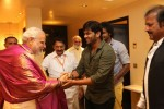 Manchu Mohan Babu Family with Modi - 17 of 23