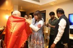 Manchu Mohan Babu Family with Modi - 18 of 23