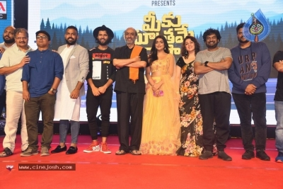 Meeku Maathrame Cheptha Movie Pre Release Event - 4 of 73