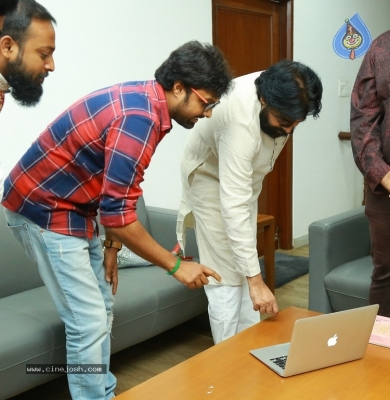 Mismatch Song Launch by Pawan Kalyan - 1 of 9